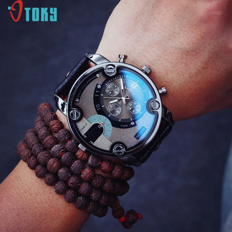 Excellent Quality OTOKY Quartz Men Watches Top Brand Luxury Famous Wristwatch Male Clock Watch Fashion watch