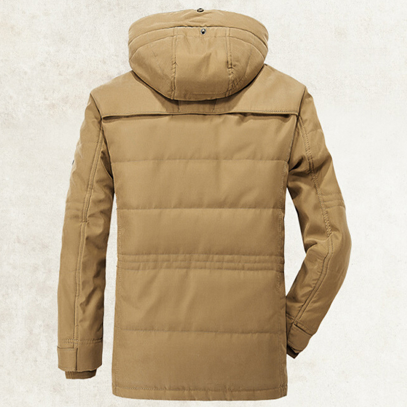 HTB1vboYc3aH3KVjSZFjq6AFWpXaO New Minus 40 Degrees Winter Jacket Men Thicken Warm Cotton-Padded Jackets Men's Hooded Windbreaker Parka Plus Size Jacket Men