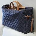 2017 de la moda a cuadros bolsa de viaje bolso grande capacidad cruzada cuerpo bolsa de hombre bolso femenino equipaje a cuadros
