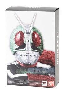 Image 5 - PrettyAngel Genuine Bandai Tamashii Nazioni S.H. Figuarts Kamen Rider Kamen Rider Nuovo 2 Action Figure