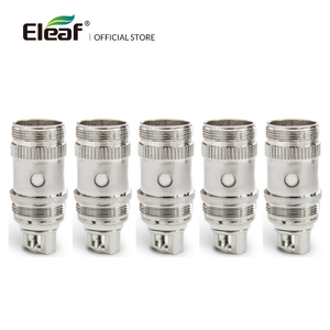 Image 2 - 5/10PCS המקורי Eleaf EC ראש EC M/EC S/EC2/ECL סליל עבור אני פשוט 2/אני פשוט S/מלו 3 סליל iJust2 EC ראש אלקטרוני סיגריה