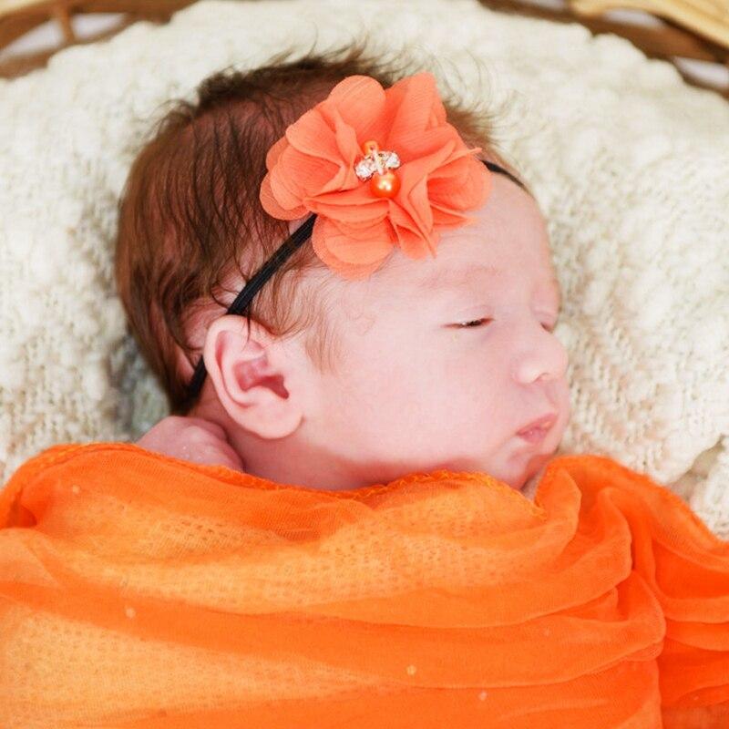 Оранжевые волосы на детях