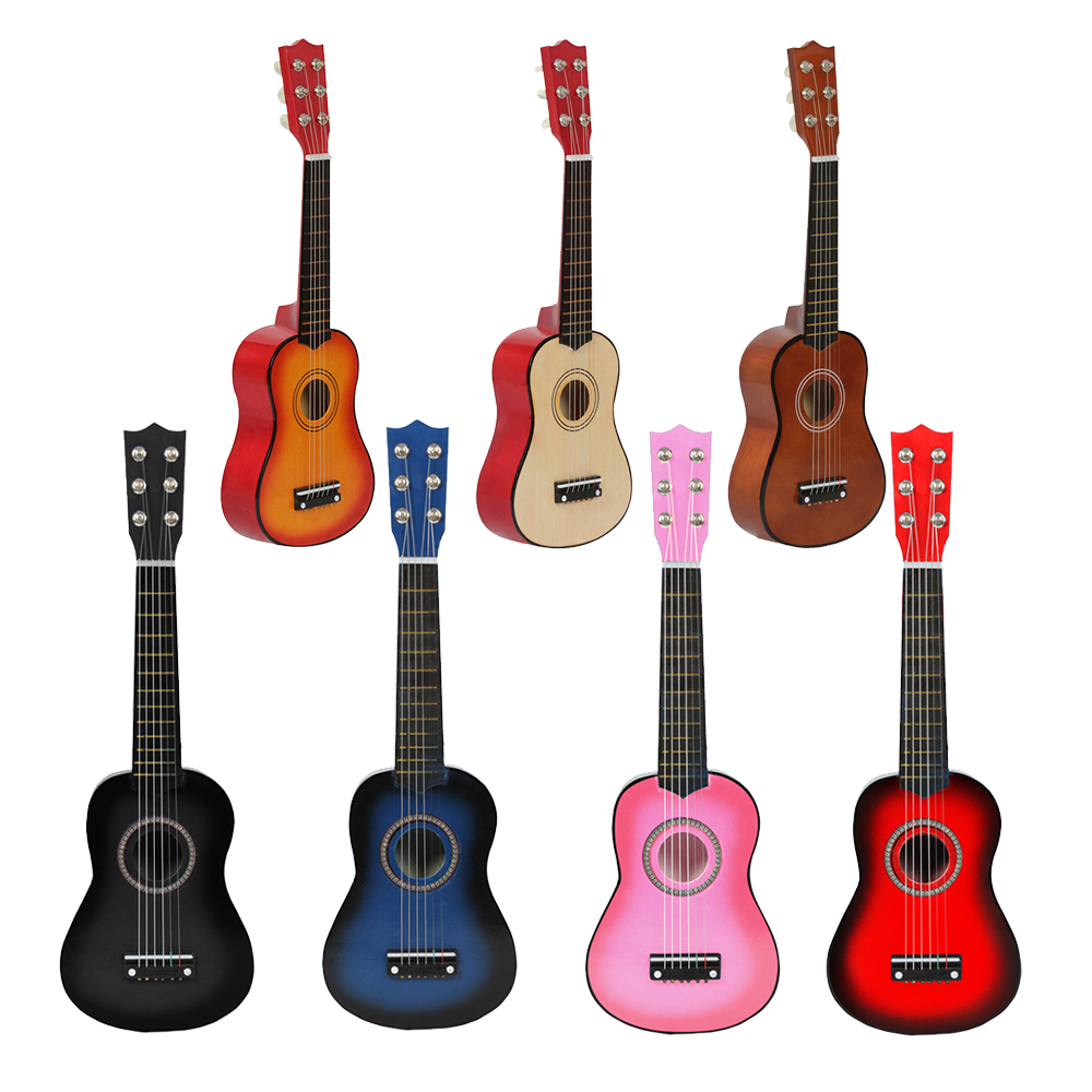 Ukulele Sports & Entertainment Honest Cheap Soprano Ukulele 21 Inch Ukelele 4 Strings Basswood Fingerboard Acoustic Guitar Music Instrument R Small Guitarra