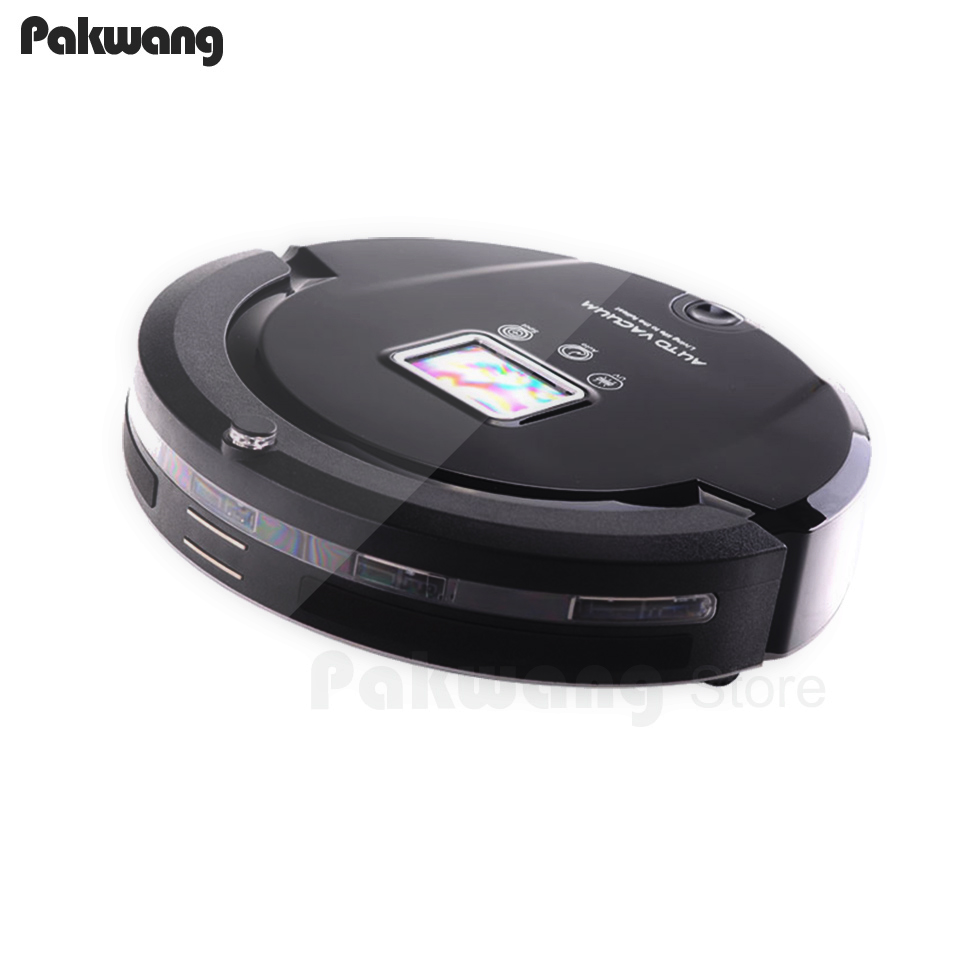 Robot Vacuum Cleaner With Self Recharge, 2 Main Brush,Touch Screen,Wet And Dry Mop,Schedule, Electric Motor For Vacuum Cleaner стоимость