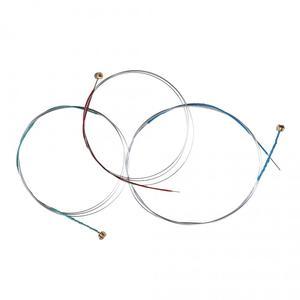 4 шт./компл., высокое качество, профессиональные прочные Струны для скрипки, E-A-D-G, стальной сердечник, никель, аксессуары для музыкальных инструментов