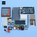 33 Tipos de Final Tutorial Iniciado Aprendizagem Kit Para MEGA 2560 LCD1602 Durale Circuitos Integrados Eletrônicos Kits