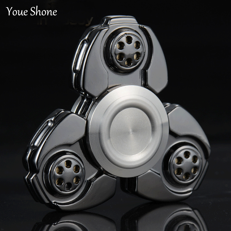 2017 New Styles Fidget Spinner High Quality Metal EDC Hand Spinner For Autism and ADHD Rotation Time Long Anti Stress Toys Kid infinity cube new style spinner fidget high quality anti stress mano metal kids finger toys luxury hot adult edc for adhd gifts