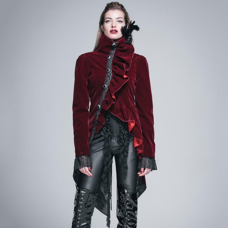 Devil μόδας Γοτθική στυλ γυναικών - Γυναικείος ρουχισμός - Φωτογραφία 4