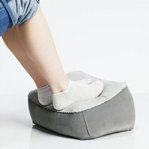 NEW Inflatable Foot Rest Cushi