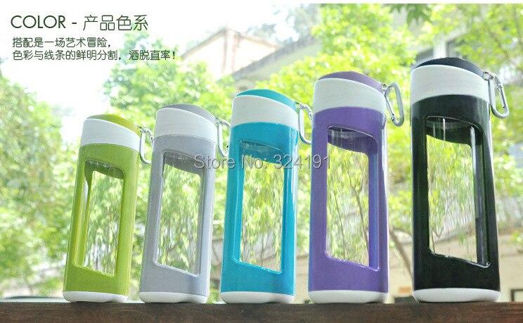 Pareti Con Bottiglie Di Vetro : Vendita calda nero tè tazze di vetro bottiglia bottiglie di