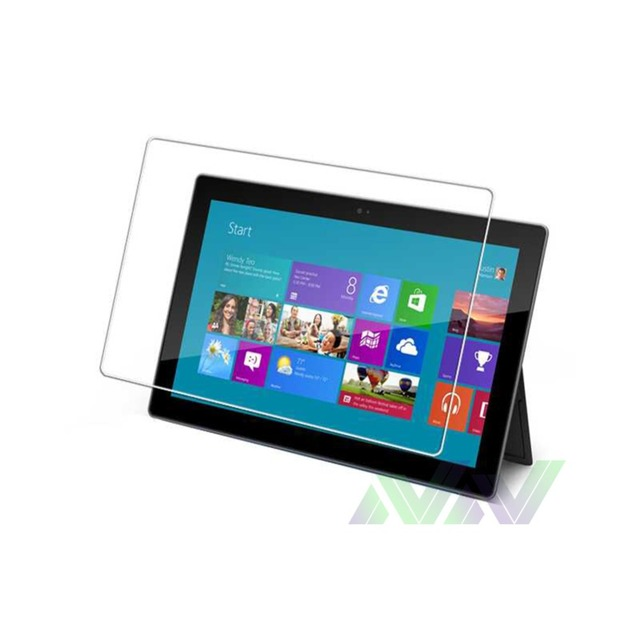 For Microsoft Surface Pro 4 Tempered Glass Screen Protector Waterproof Toughened Protective Slim Film for Microsoft surface Pro4
