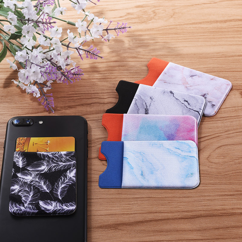 Marble Mobile Phone Back Sticker Paste Business Card Phone Card Package Credit Card Business Card