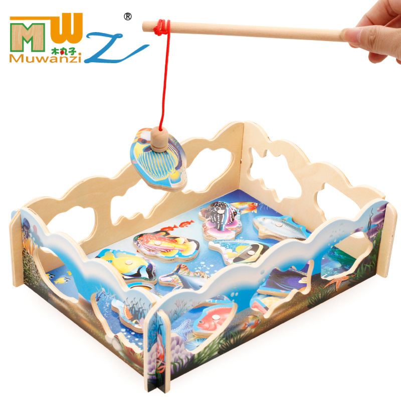 A Kids Toys Of Magnes