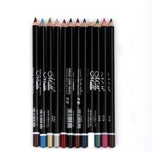 Miss Rose 12 Color Eyeliner Pencil Makeup Eye Liner Makeup Make Up Women