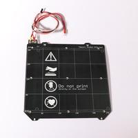 3d Printer Parts Clone Prusa i3 MK3 3d printer MK52 Heatbed Magnetic 24V / 12V assembly