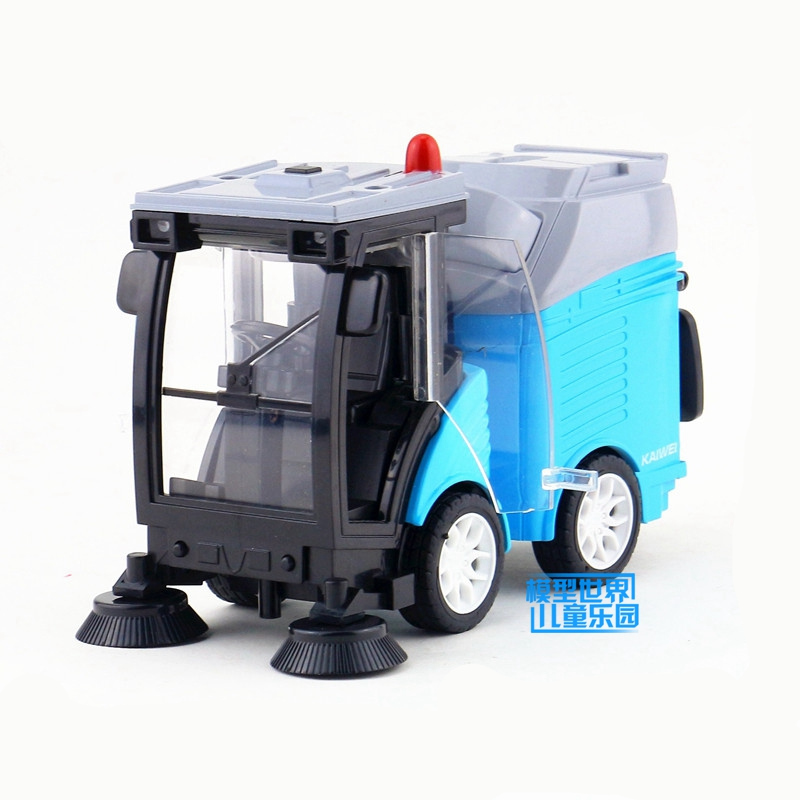 Kaiwei Cleaning Vehicle Garbage Truck Engineering Pull