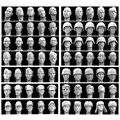 1/35 Soldados Resina Modelo Escultura Da Cabeça Da Reconstrução Transformar Com Cabeça Peças de Todos Os Tipos De Expressões