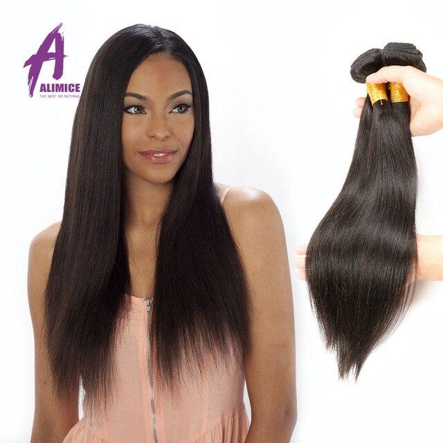 Peruvianvirgin unprocessed human hair Peerless Peruvian Virgin Hair Straight 3 Peruvian Bundles Human Hair Straight Bundle Deals
