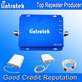 Lintratek GSM 900 1800 Signal Booster Dual Band Booter Signaling Boost Amplifier GSM 900Mhz 4G LTE 1800MHz Cellular Repeater S28
