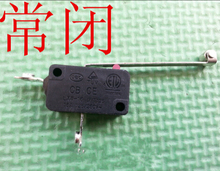 LXW-16 16A 125-250V micro switch water heater parts with iron stripe alway off 2.8X1.6CM