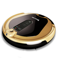 Sweeping Robot Household Intelligent Vacuum Cleaner Slim Camera Planning Cleaning APP Operation Electric Water Tank