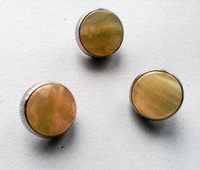 Trumpet Valve Finger Buttons Repair Parts 3 Pieces Trumpet Accessories