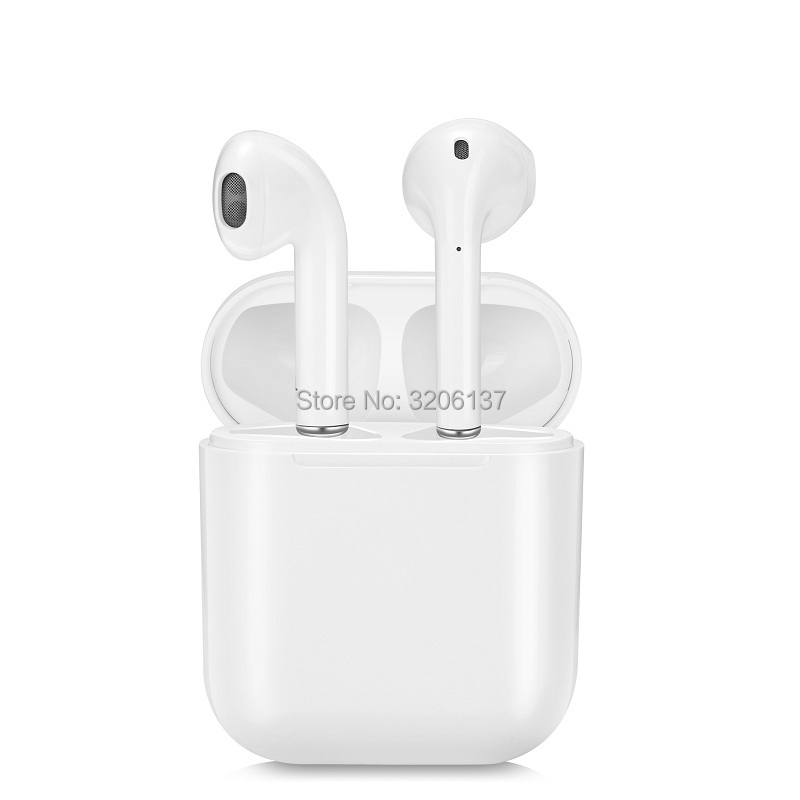 2017 Hot Mini Twins True Stereo Bluetooth Earphone Headset TWS Wireless Earpieces Bluetooth Handfree Dual Stereo Earbuds