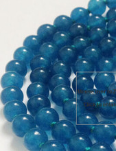 "Wyan 00363 6mm Apatite Putaran BeadsAAA Kelas 15 ""5 pc(China)"