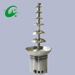 Electric 7 Layer Chocolate Fountain Machine  Home mini Eelectric Chocolate fountain machine