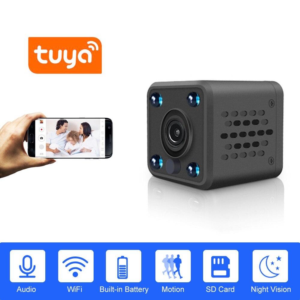 KEEPER tuya IP camera wifi 960p wireless two Battery Support