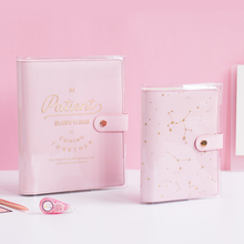 A5 A6 Original Spiral Notebook Fresh Diary Notebook notepad Office Weekly Schedule Cute Korean stationery libretas y cuadernos