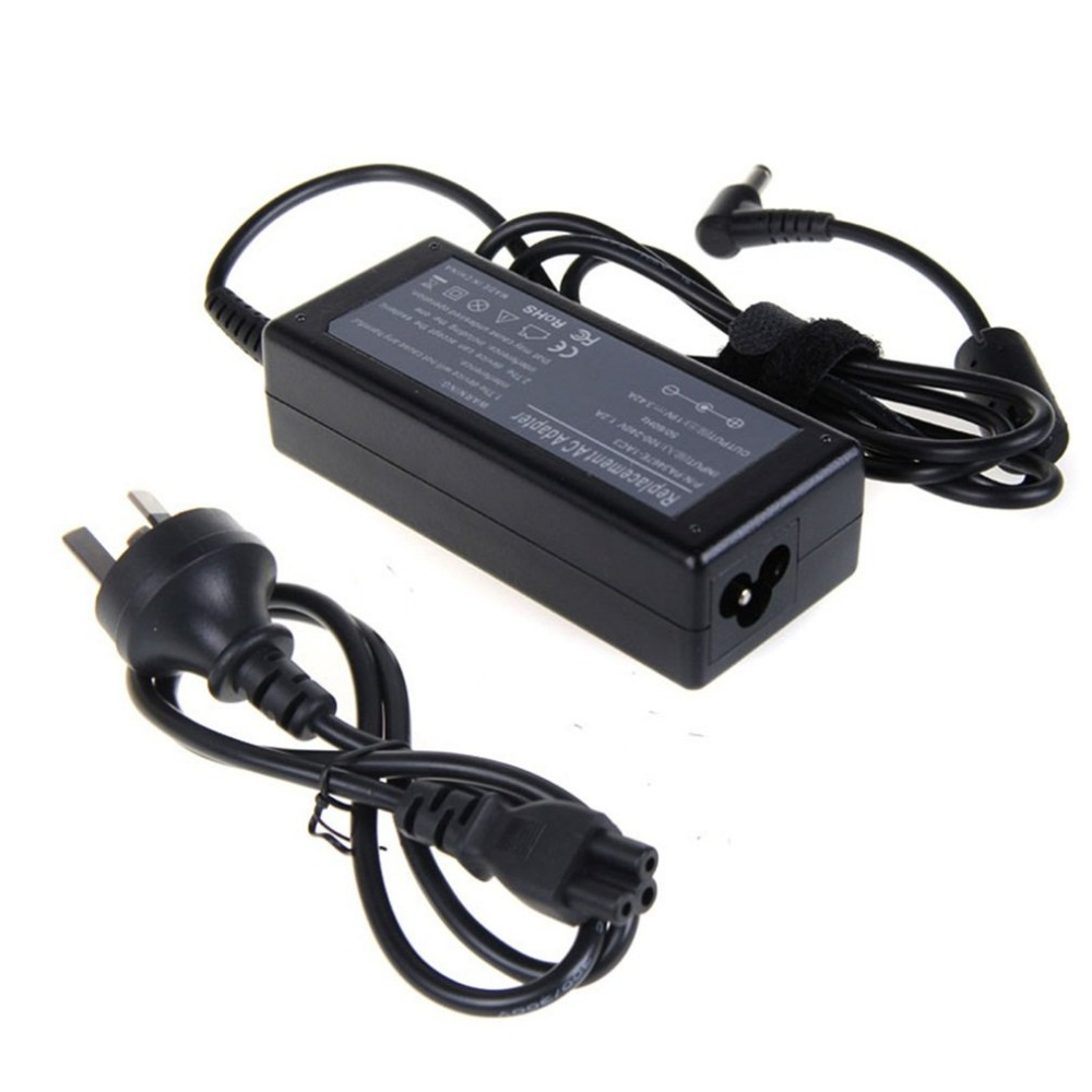 Battery Power Charger Adapter Plug For TOSHIBA Laptop for Home Bedroom Daily Life image