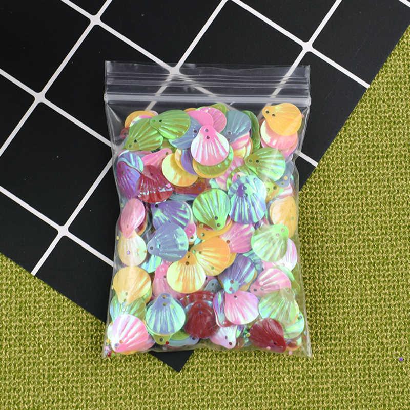 Pemodelan Tanah Liat Isian Mutiara Shell Payet Kecantikan Shell Lumpur Mengisi DIY Glitter Lendir Dongeng Mimpi Lendir DIY Persediaan Dekorasi