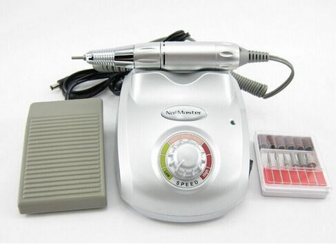 Electric Nail Art Salon Drill Suction Vacuum Bits Handpiece Electric Nail File Machine твой стилист nail art цифровая версия