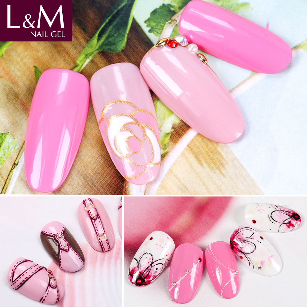 Aliexpress Get 9 Pcs High Quality Primer Gel Nail Polishpremium And Quick Dry Polish For From Reliable