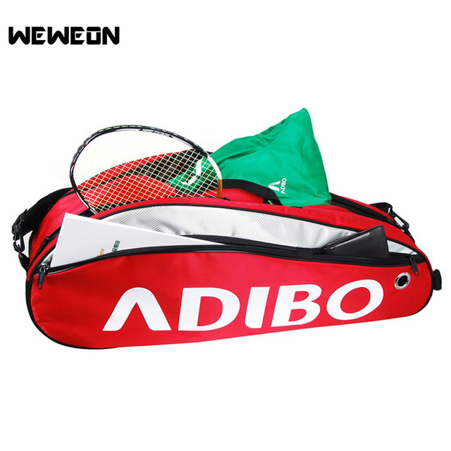Tennis Racket Bag Sports Badminton Single Shoulder For Men And Women Racquet Case