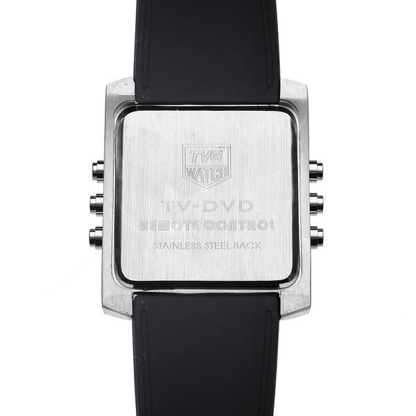 2014-H-TVG-Remote-Control-Alarm-TV-DVD-Remote-Military-Watch-For-Men-Digital-Stainless-Steel4