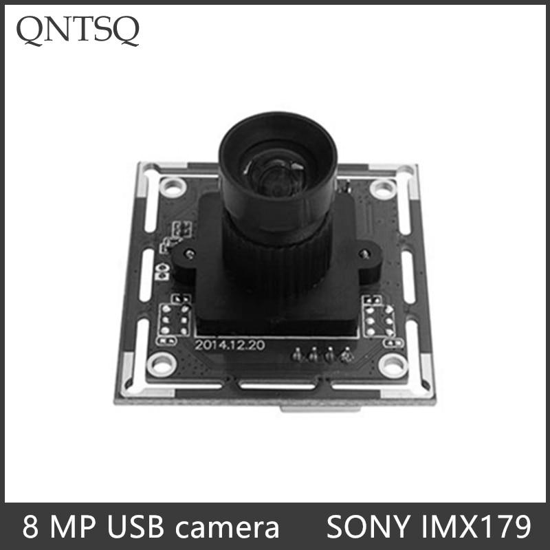 8MP usb camera module high resolution with Sony Sensor