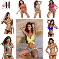 DA HAI Brand Women Swimsuits 2017 Bikinis New European And American Sexy Bikini