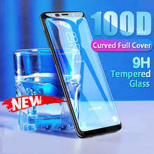 Curved Full Cover Glass For Samsung Galaxy Note 9 8 S6 S7 Edge Tempered Protective For S9 S8 Plus Screen Protector Glass Film все цены
