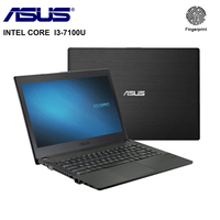 ASUS Laptop 14.0 Windows 10 Pro Intel Core i3 7100U Quad Core 2.4GHz 4GB RAM 500GB HDD Fingerprint Bluetooth 4.1 Notebook