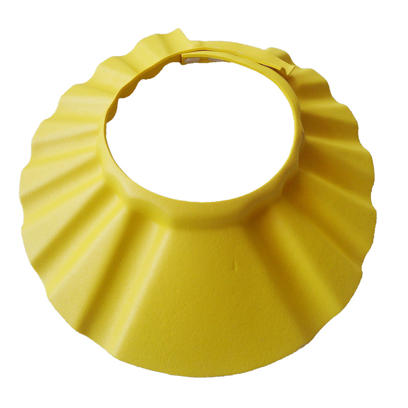 Baby Shampoo Cap Wash Hair Kids Bath Visor Hats Adjustable Shield Waterproof Ear Protection Eye Children Hats Infant