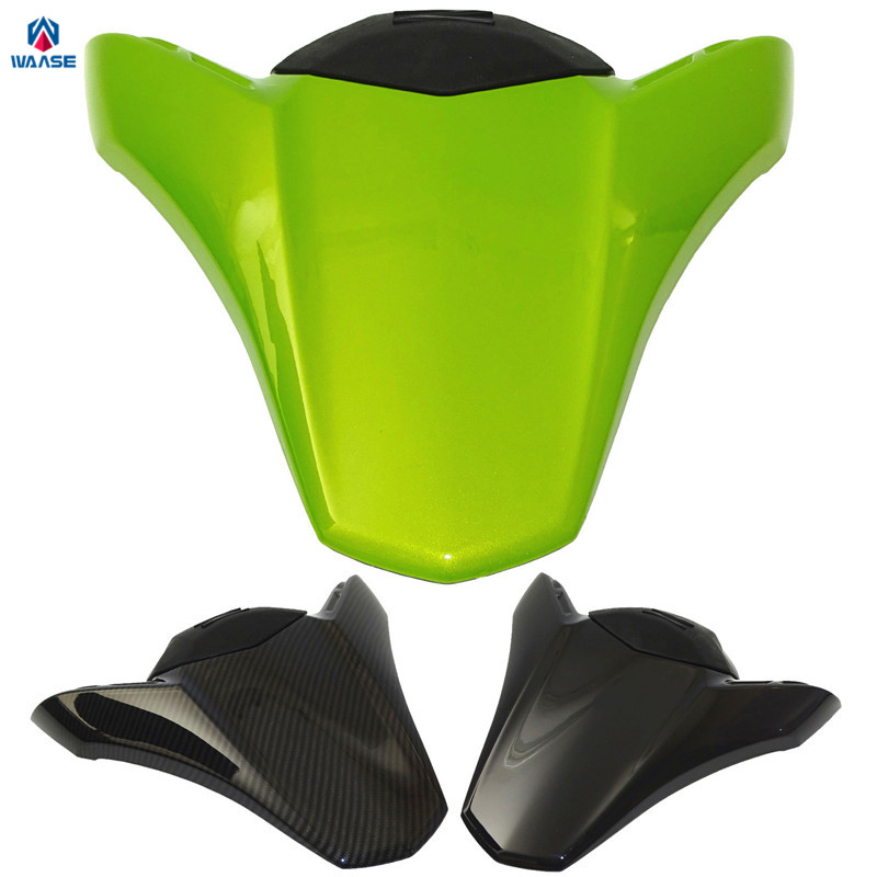 waase For Kawasaki Z900 2017 Motorcycle Rear Seat Cover Tail Section Fairing Cowl Back Cover for 2002 2005 kawasaki ninja zx9r zx 9r motorcycle rear passenger seat cover cowl black 01 02 03 04 05