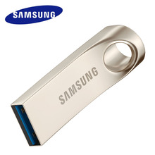 SAMSUNF USB Flash Drive BAR USB3.0 Pen Drive 32G 64G 128G Read Speed Up to 130MB/s flash pendrive Support Official Verification