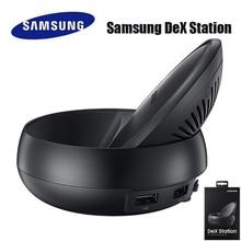 Original Samsung Cargador de la Estación de DeX Transición HMDI Móvil PC de Escritorio con LAN USB 2.0 para Samsung S8 S8 Más