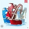 Мандука Обновление 0-48 Месяца Дышащий Многофункциональный Фронтальная Детские Переноски ребенка Слинг Рюкзак Pouch Wrap Кенгуру