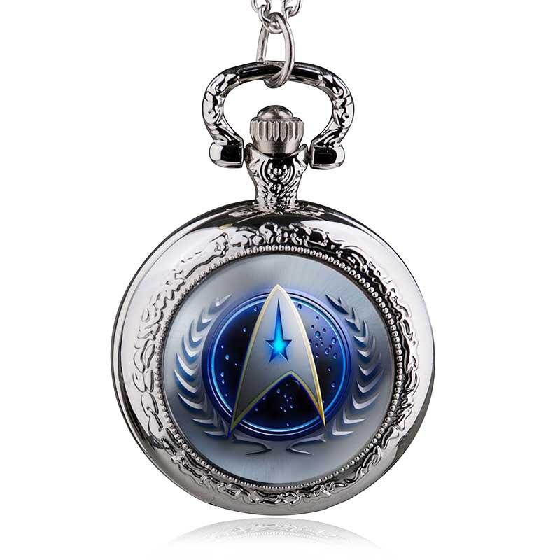 Captain America Schild Quarz Taschenuhr Halskette Für Frauen Männer Star Silber Fall Flip Fob Kette Uhr Anhänger Kinder Uhr Uhren