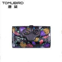 Tomubird2016 new high-quality fashion luxury brand Shoulder Messenger genuine leather bag counter genuine, well-known women