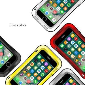 Image 4 - Love Mei housse de téléphone 7 8 Plus