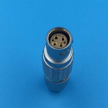 Lemo Connector FGJ 1B 306 Female Power Cable plug for Red Sc